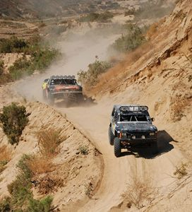 4x4 Off Road Truck Race - Photography by Brian Florky