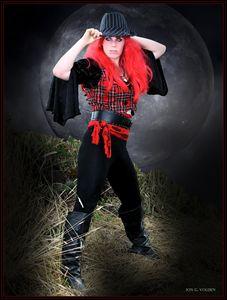 Pixie In The Pale Moonlight - DunJon Fantasy Art