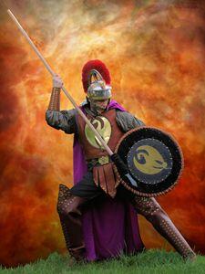 Spearman - DunJon Fantasy Art