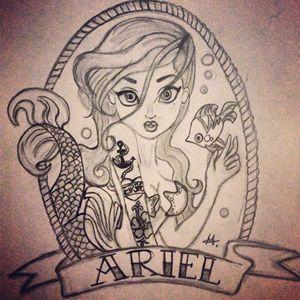 Vintage Ariel