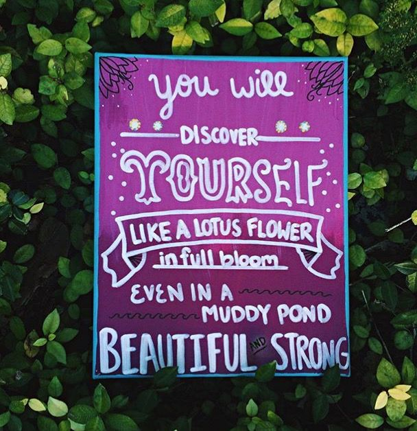 Beauty & Strength - MindfulHaley