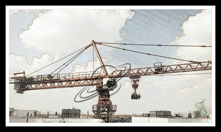 crane..... - Djire Gallery