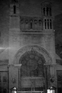 Byzantine Church on Broadway