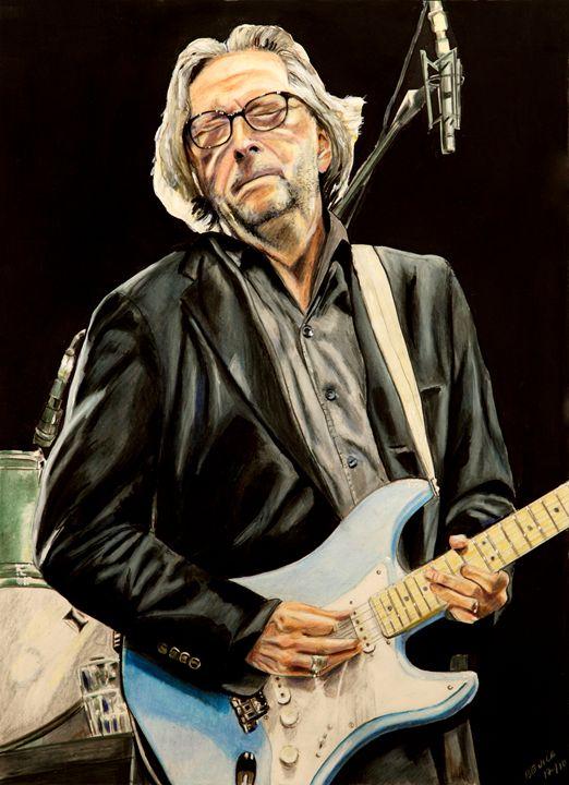 Eric Clapton - Chris Benice