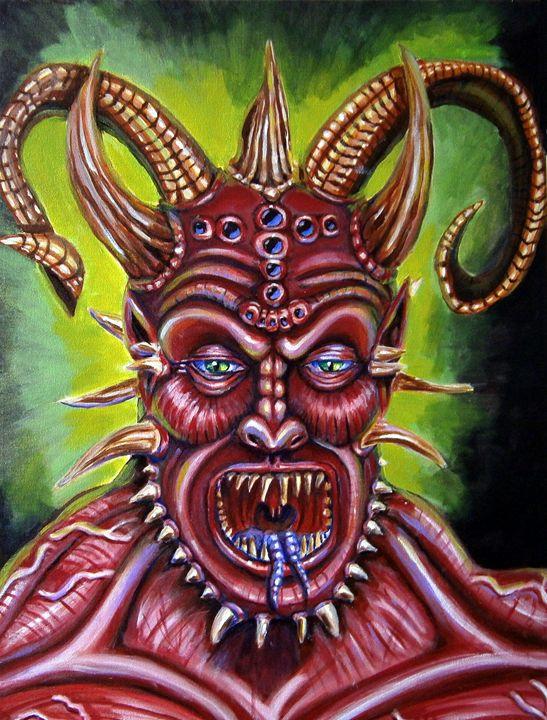 Demon - Chris Benice