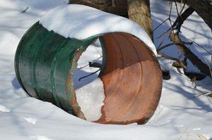 Snow Barrell