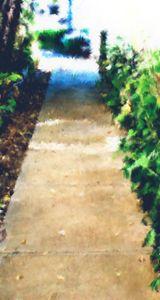 Sidewalk Chalk - Double Moon Art