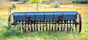 Montana Field Seeder - Double Moon Art