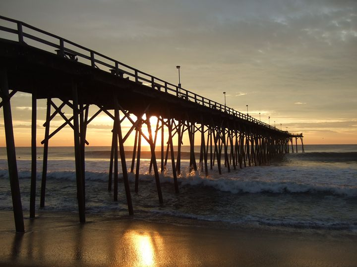 Rodanthe Pier - Ryan Lane Collection