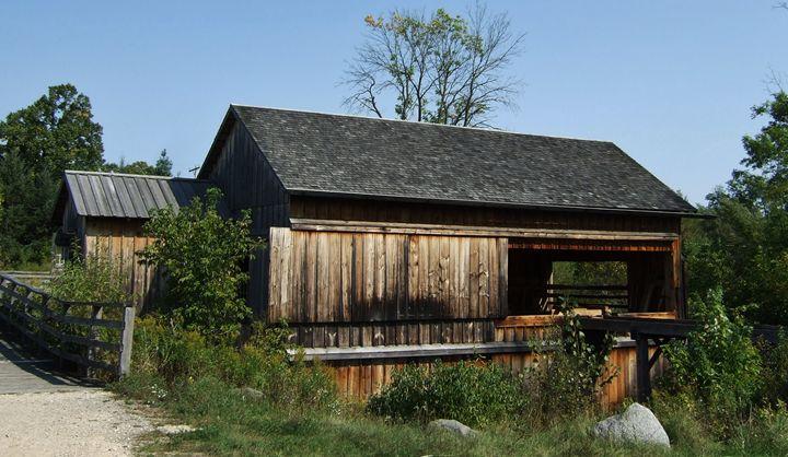Old Saw Mill - Ryan Lane Collection