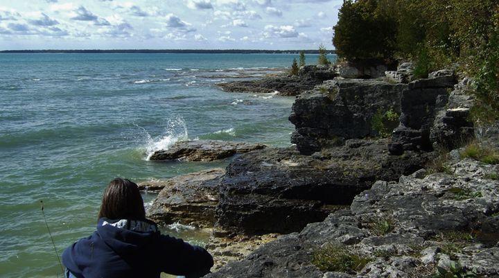 Lake Michigan Coast - Ryan Lane Collection