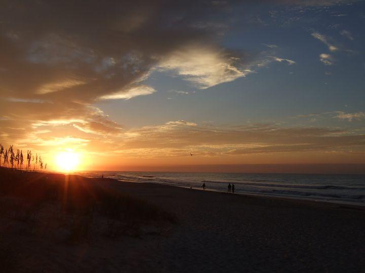 Sunrise along the Emerald Coast - Ryan Lane Collection