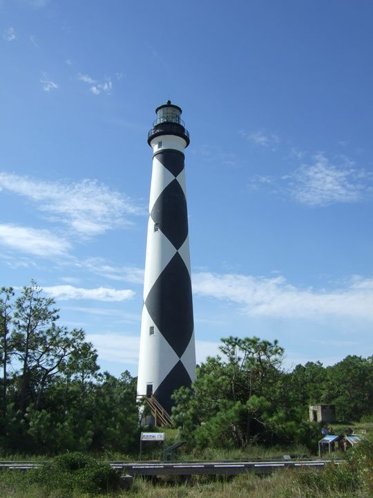 Cape Lookout Lighthouse - Ryan Lane Collection