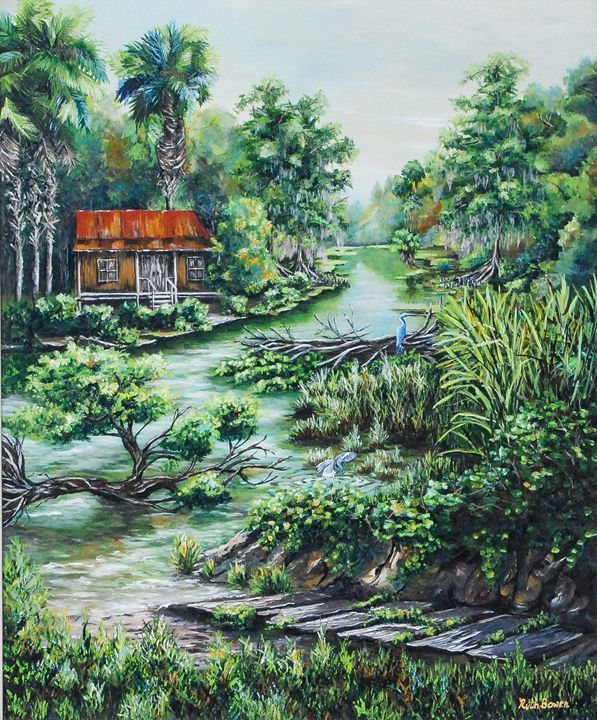 SOME KIND OF WONDERFUL - Ruth Bowen Professional Artist