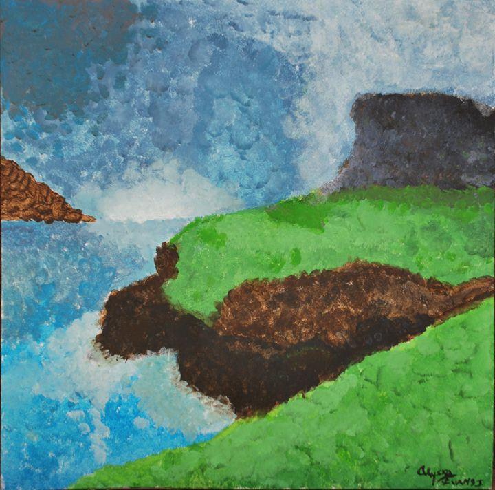 Lands to seas - Alyssa Evans