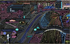 """LOST IN CITY (TRIP VERSION) 56"""""""