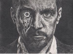 Derren Brown: Svengali Portrait