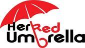 Her Red Umbrella