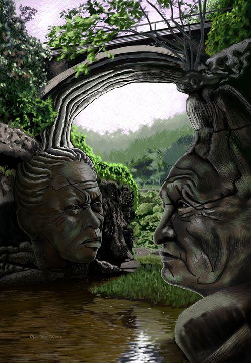 Mother Earth Foundation - Opio Yaw Asante