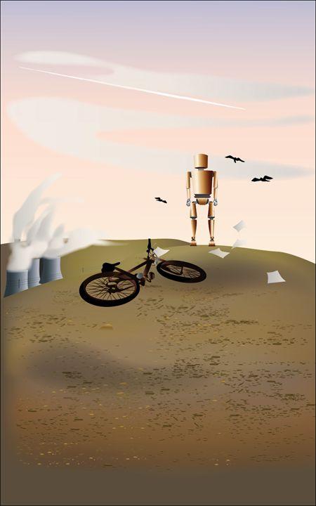 Robot Chronicles - Ryan Sedeman
