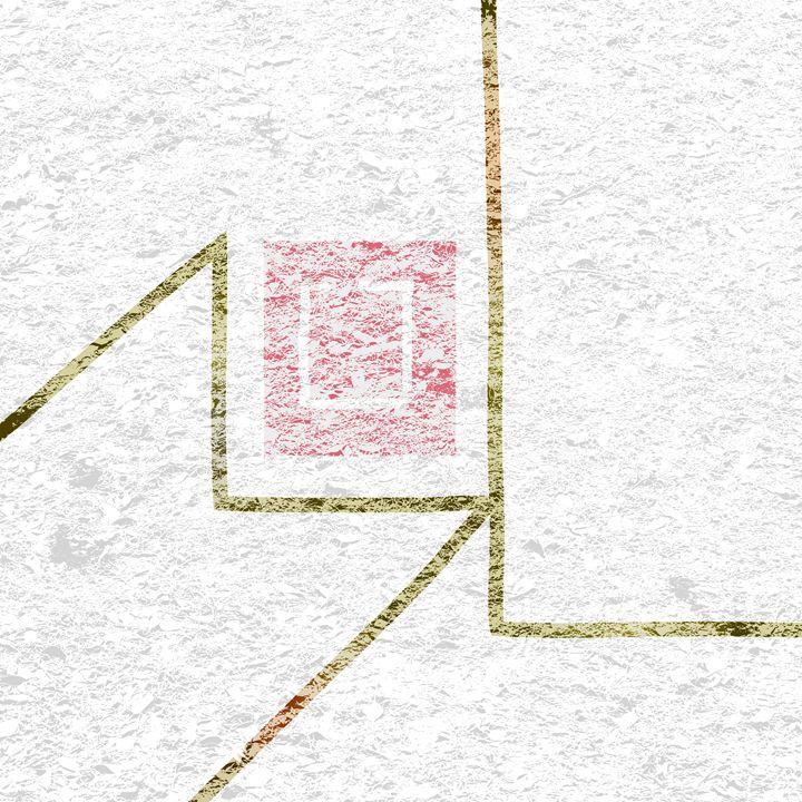 'Your name' - M L Monogram - Attila Meszlenyi
