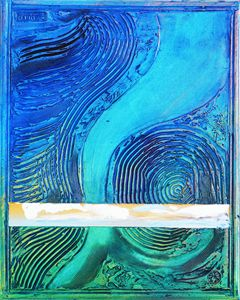 Blue Waves (third)