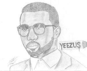 """Kanye """"Yeezus"""""""
