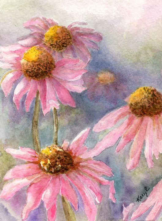 Pink Ladies - Karyl VanDyke Gallery