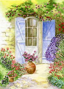 Sunny Backdoor