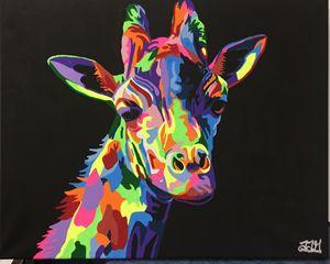 Color Giraffe