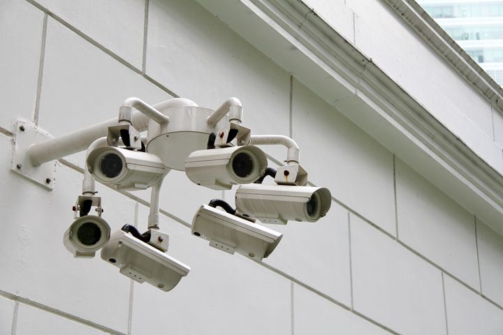 Security cameras - Alvin Wong Photography Gallery