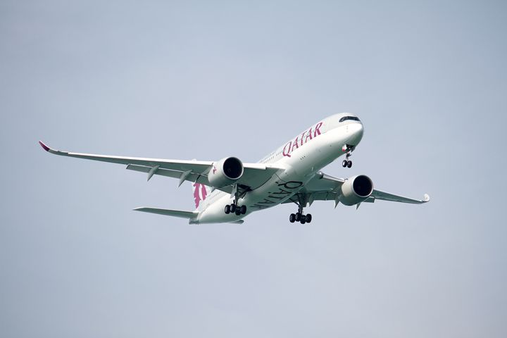 Qatar Airways Airbus A350 - Alvin Wong Photography Gallery