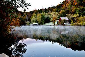 Sweet Serinety of Fall
