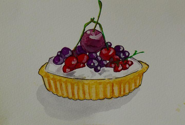 Fruit Tart - Simply Sweet
