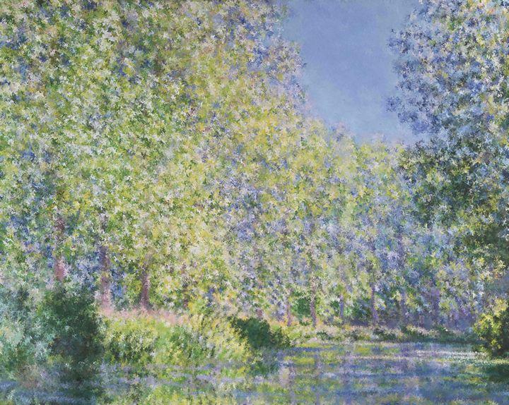 Claude Monet -50% off - Alexander Del Rey