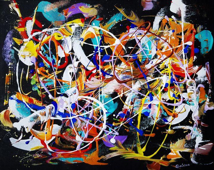 Cosmic Vibrations - Caribe Art