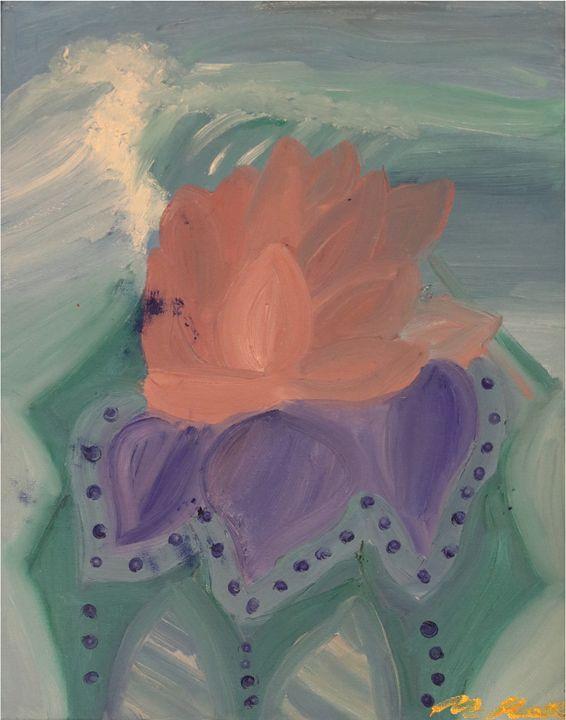 Lotus Flower - MarilynTye