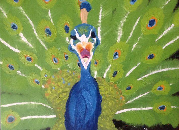 Peacock - MarilynTye