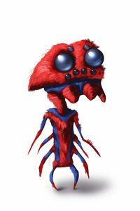 The Amazing Man Spider