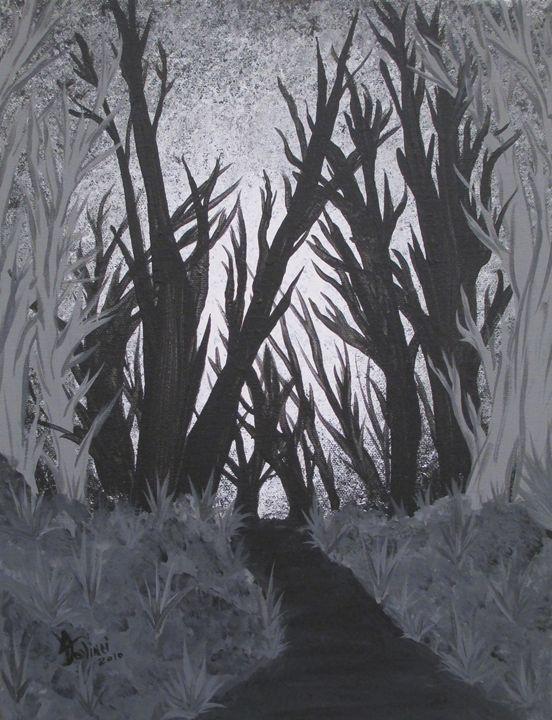 The Black Forest - Ani DaVinci