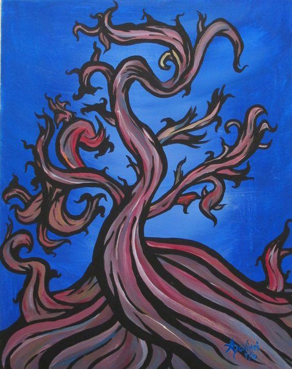 The Crazy Tree - Ani DaVinci