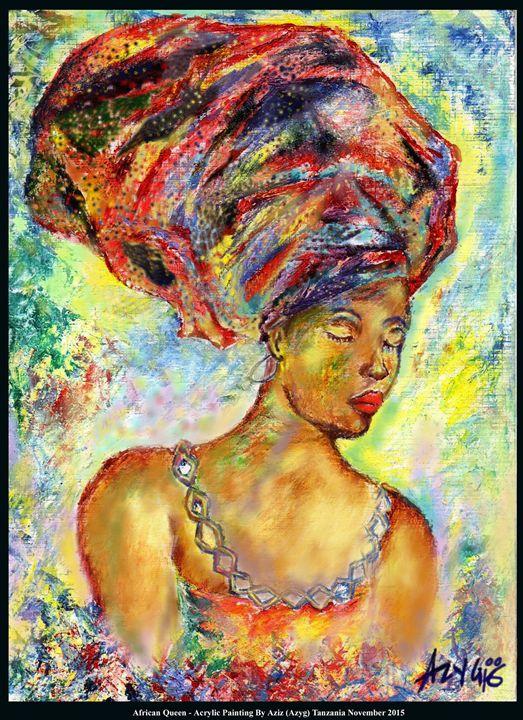 African Queen - Irie Productions
