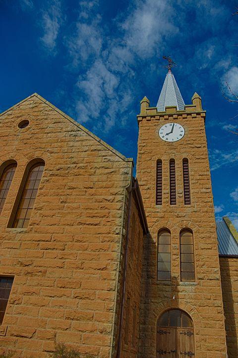 Sandstone Church - Photos by Christiaan