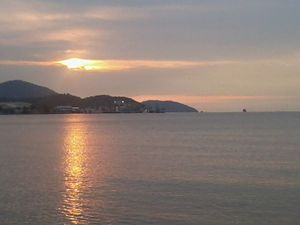 Sunset Reflects
