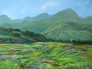 Moutains and Meadows