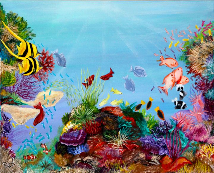 The Coral Reef - Parul Mehta