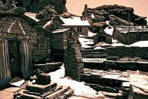 Rocky Temple