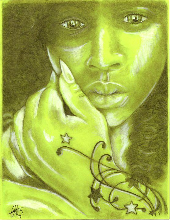 Ms Incredible - Bella's Artistic Designs