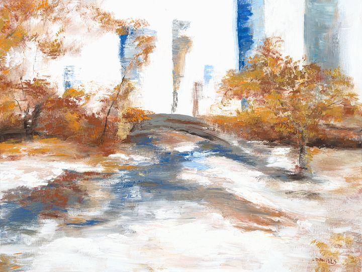 Central Park - LDaniels Art