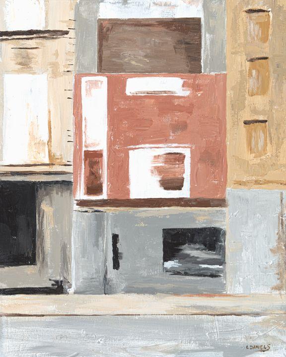 Brooklyn - LDaniels Art